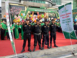 Công ty bảo vệ tại thành phố Thủ Dầu Một